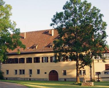 Prälatur des Klosters Adelberg