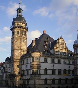 Rathaus in Altenburg