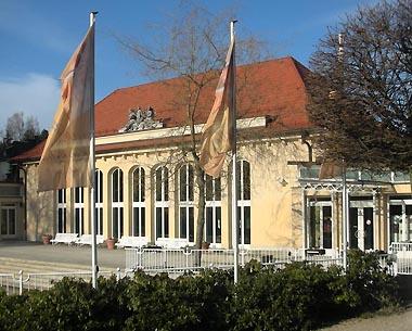 Kurhaus in Bad Brambach