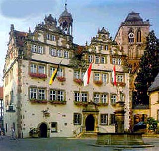 Rathaus in Bad Hersfeld