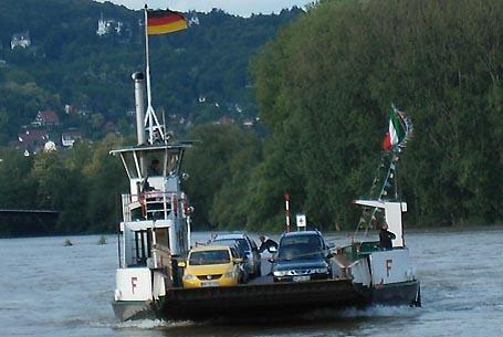 Rheinfähre Bad Honnef–Rolandseck