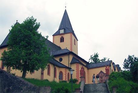 Kirche St. Martin in Bad Orb