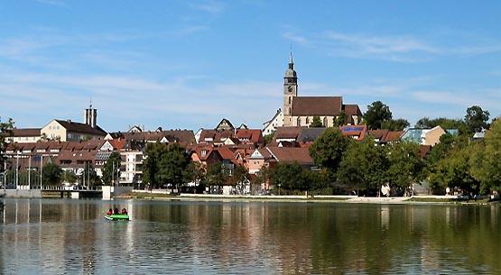 Böblingen - DEUTSCHE STAEDTE Stadt Böblingen