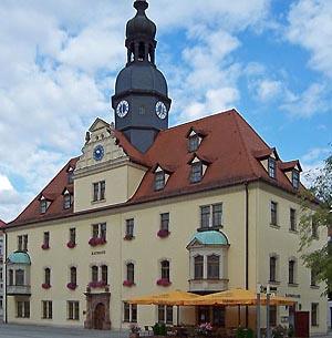 Rathaus Borna am Markt