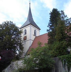 Evangelische Kirche in Ebersbach