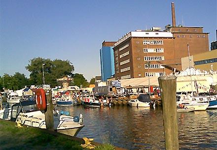 Elmshorner Hafenfest