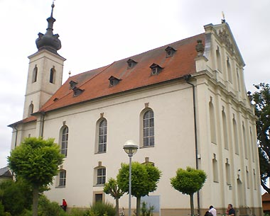 Wallfahrtskirche Mariä Heimsuchung im Ortsteil Limbach
