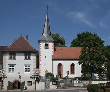 Evangelische Kirche und Heimatmuseum