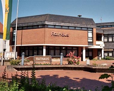 Rathaus in Freren