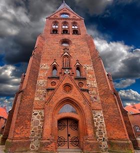 Evangelische Stadtkirche in Hagenow