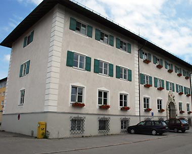 Rathaus in Hausham