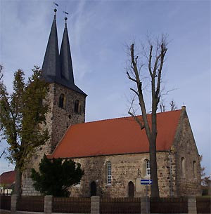 Dorfkirche in Ihlow