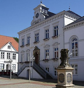 Altes Rathaus in Itzehoe