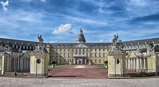 Karlsruhe Deutsche Staedte Stadt Karlsruhe