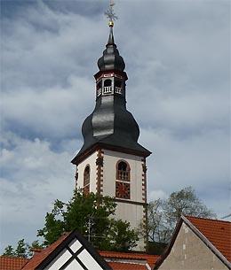 Evangelische St.-Andreas-Kirche in Kirchheim an der Weinstraße