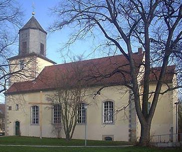 ev.-luth. St.-Petri-Kirche in Laatzen-Rethen