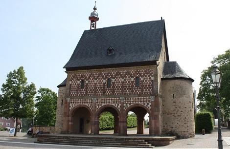 Karolingische Königshalle des ehemaligen Klosters Lorsch