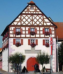 Rathaus Merkendorf