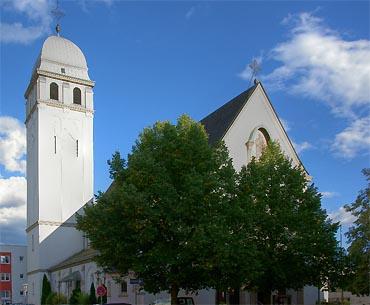 St. Josefskirche in Neu-Isenburg