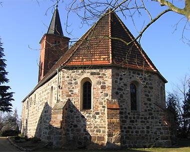 Dorfkirche in Niedergörsdorf