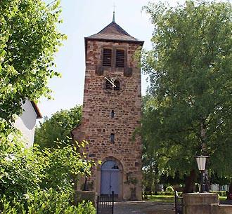 Kirche Niestetal-Sandershausen