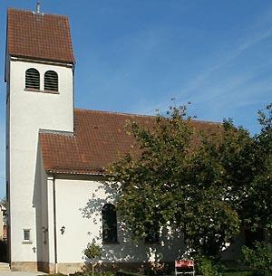 Evangelische Kirche Philippsburg