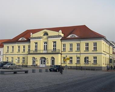 Rathaus in Ribnitz-Damgarten