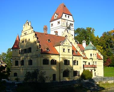 Wasserschloss Schönau