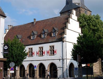 Altes Rathaus - heute Ruhrtalmuseum