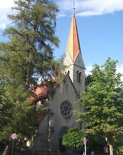 Ev.-Lutth. Auferstehungskirche
