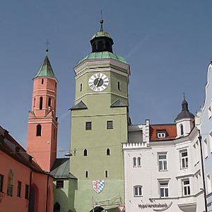Oberer Torturm am Marktplatz