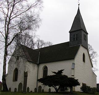 Evangelisch-lutherische Kirche in Vlotho-Valdorf