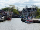 Boote in Neuharlingersiel
