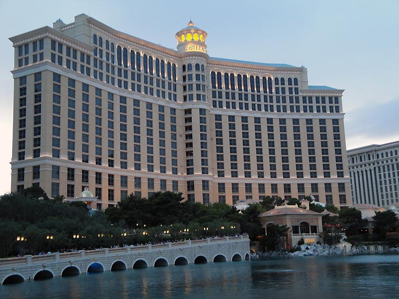 Bellagio Hotel in Las Vegas