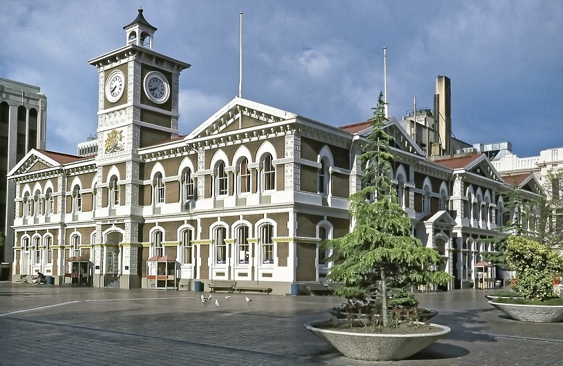 Post Office Christchurch