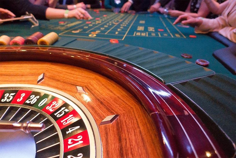 Spielleiter Beim Roulette