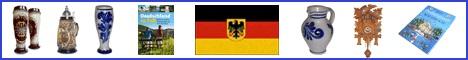 Souvenirs und Geschenkartikel aus Deutschland
