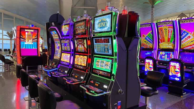 Neue Slotmaschinen